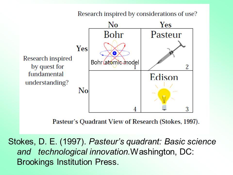 Stokes, D.E. (1997).
