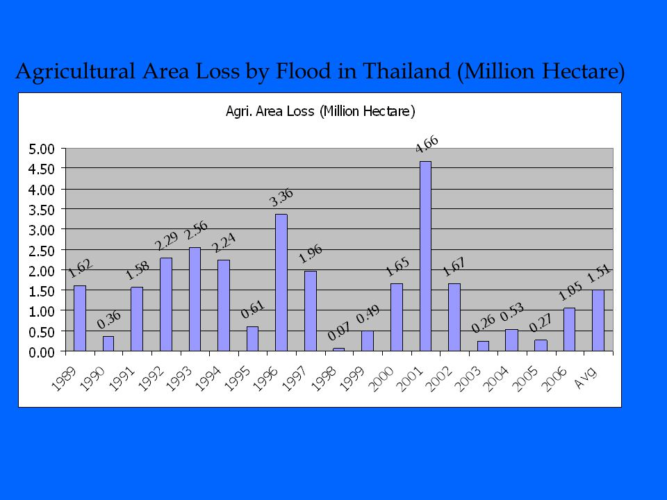 Number of Deaths Found from Flood in Thailand
