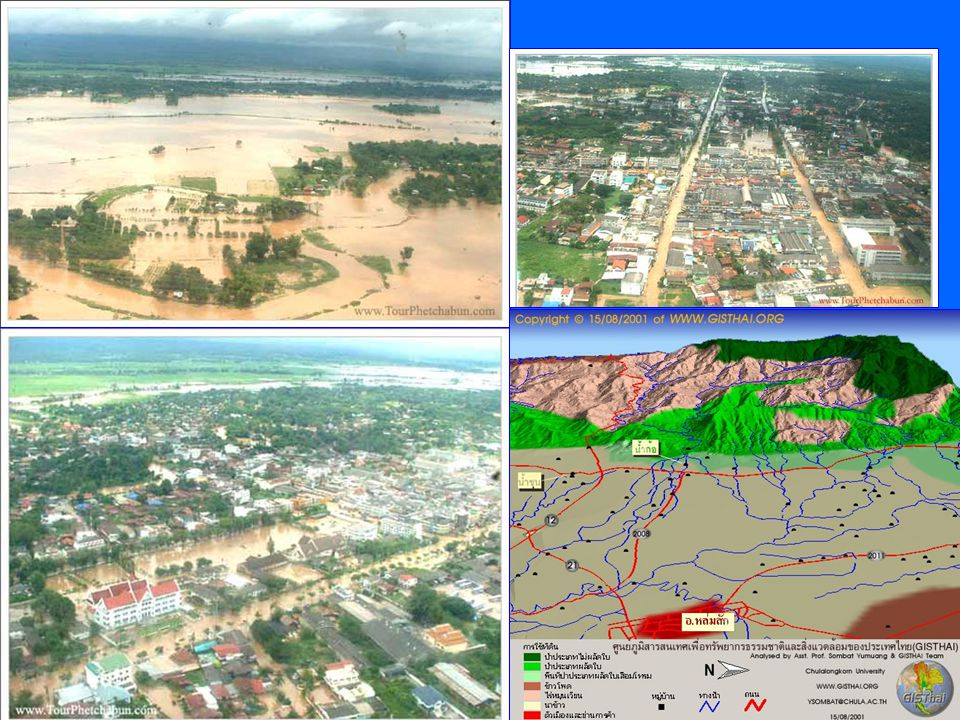 Agricultural Area Loss by Flood in Thailand (Million Hectare)