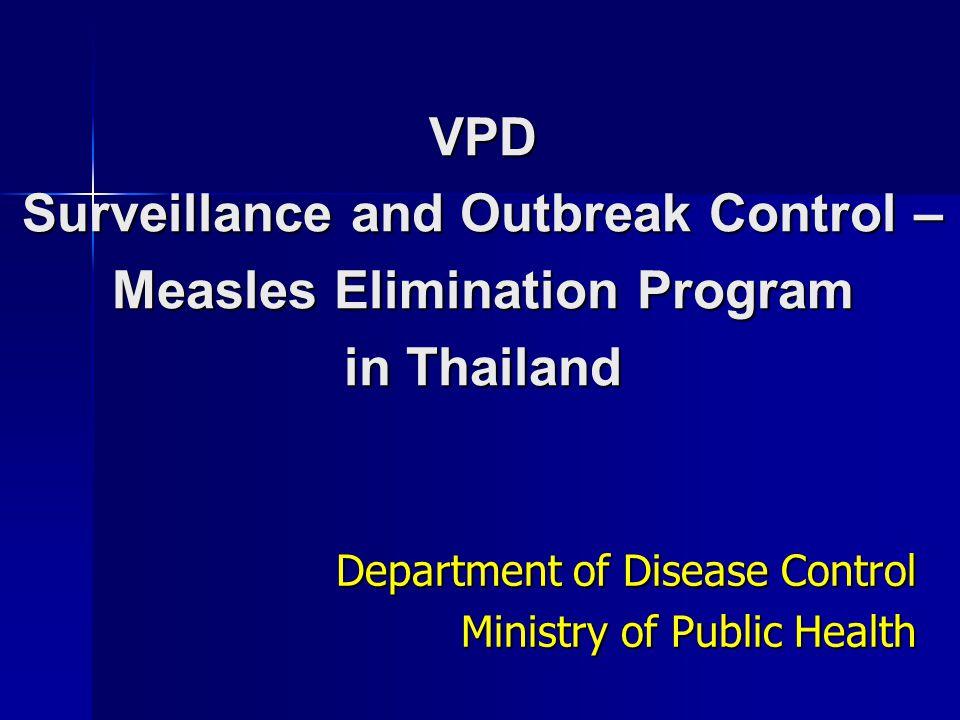 National Disease Surveillance: passive surveillance : Report 506