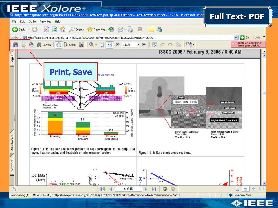 Print, Save Full Text- PDF