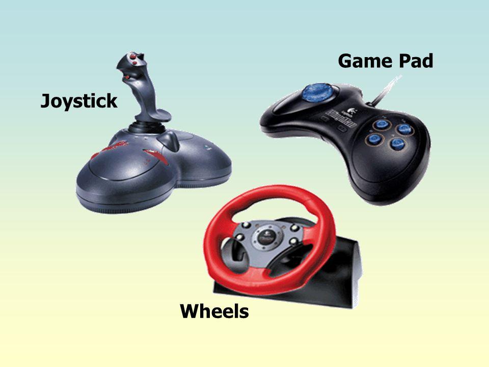Joystick Game Pad Wheels