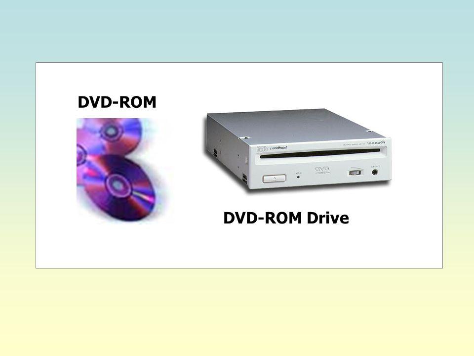 DVD-ROM DVD-ROM Drive