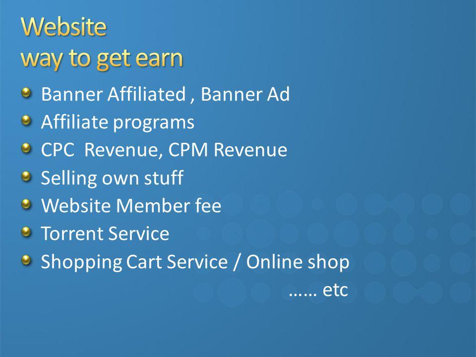 Google AdSense Google's CPC Network.Yahoo. Publisher Network Yahoo's CPC Network.