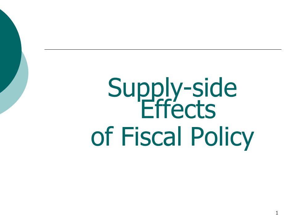 12 Supply-Side Economics  เป็นการอธิบายทฤษฎีด้านอุป สงค์ที่ไม่สามารถอธิบายด้วย ทฤษฎีปกติระหว่างปี 1970s.