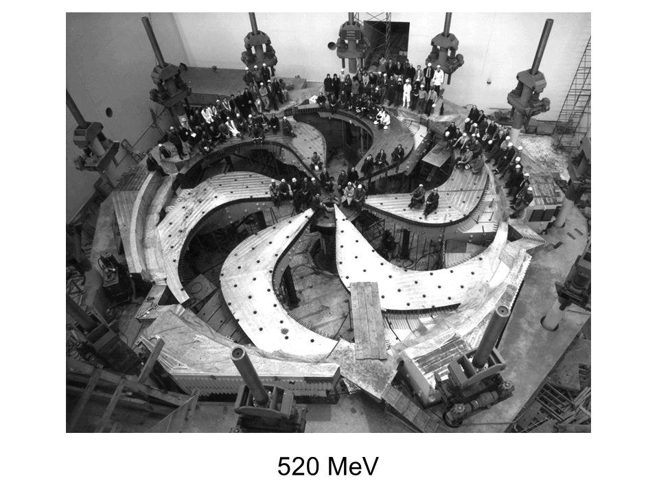 520 MeV