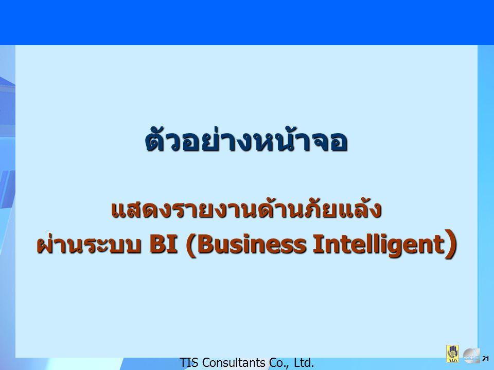 21 TIS Consultants Co., Ltd.