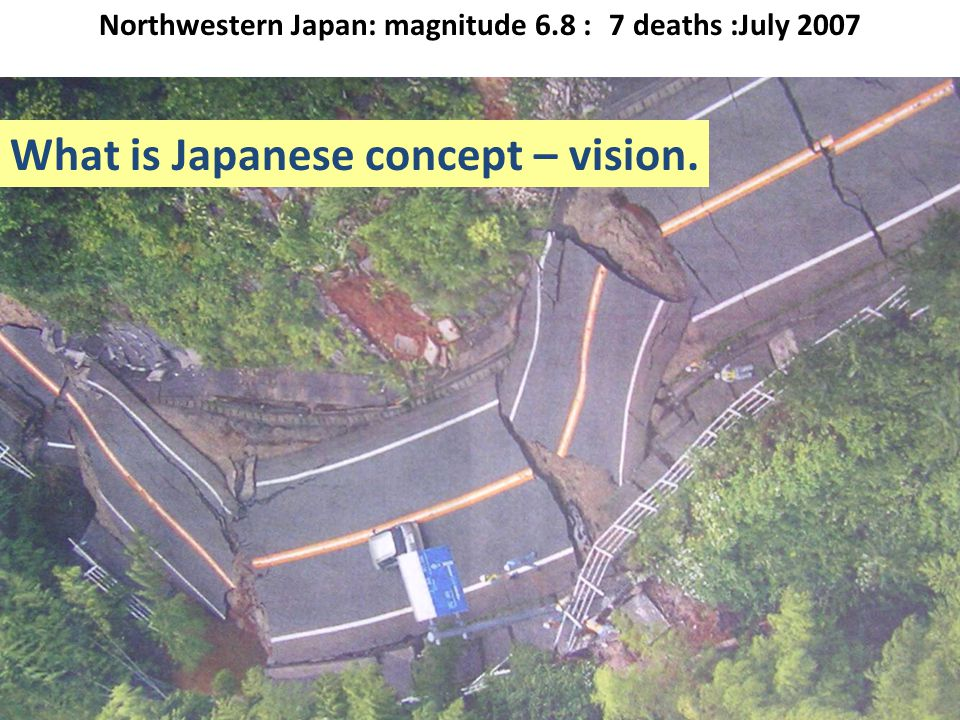 Strategic Management What is Japanese Vision .
