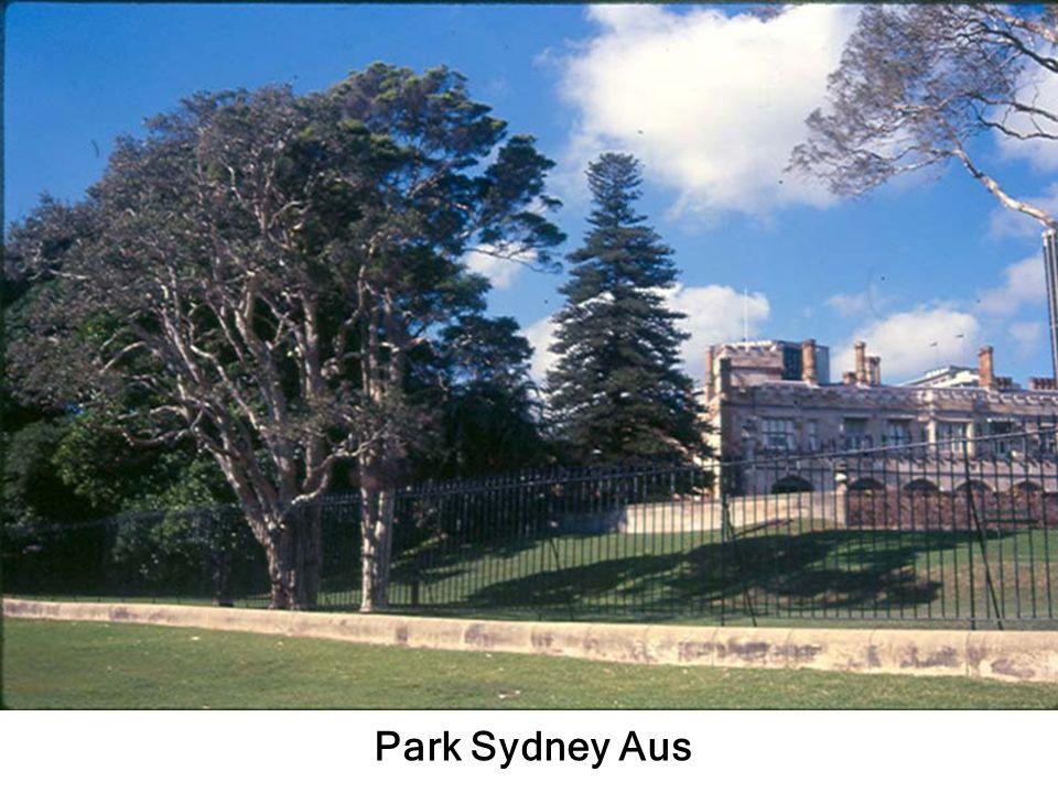 Park Sydney Aus