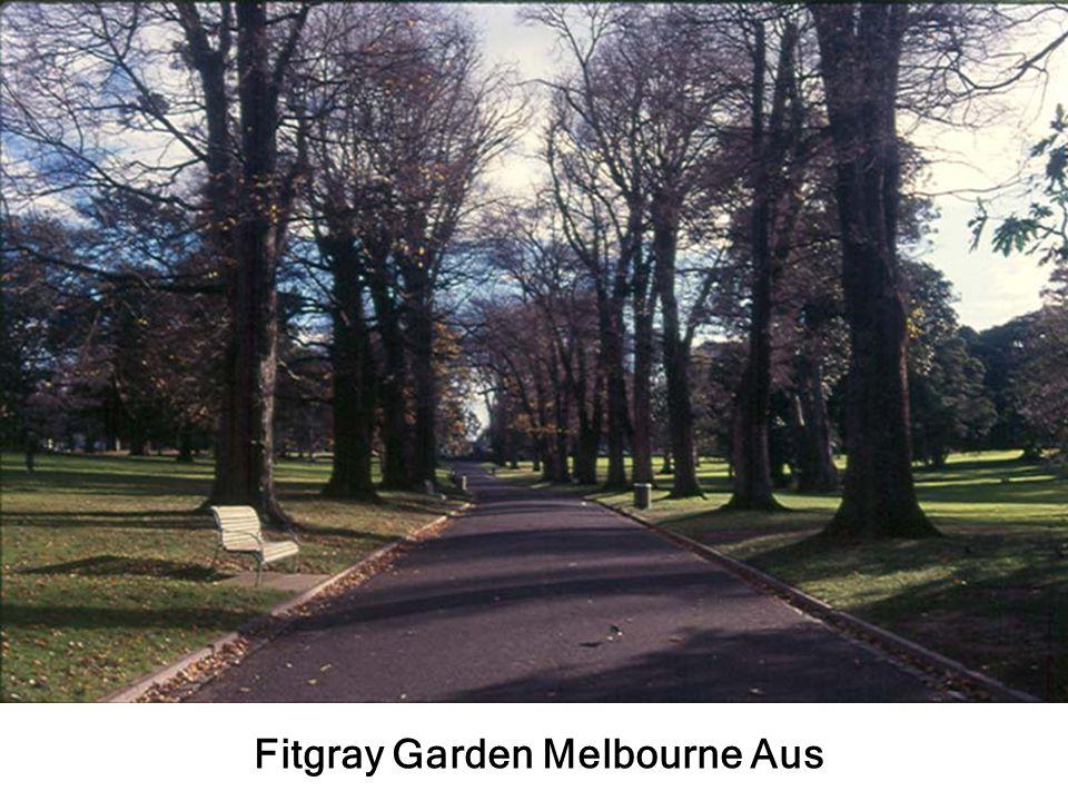 Fitgray Garden Melbourne Aus