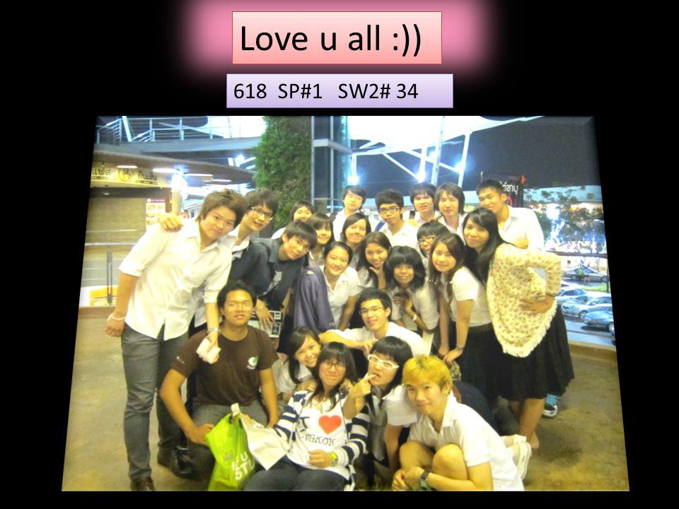 Love u all :)) 618 SP#1 SW2# 34