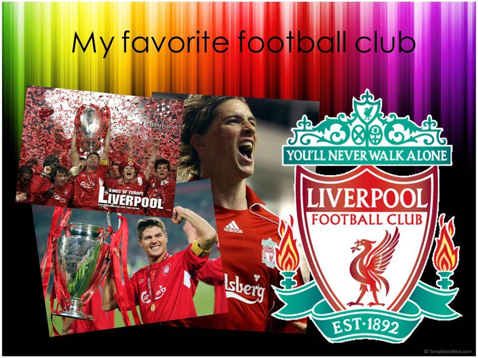 My favorite football club