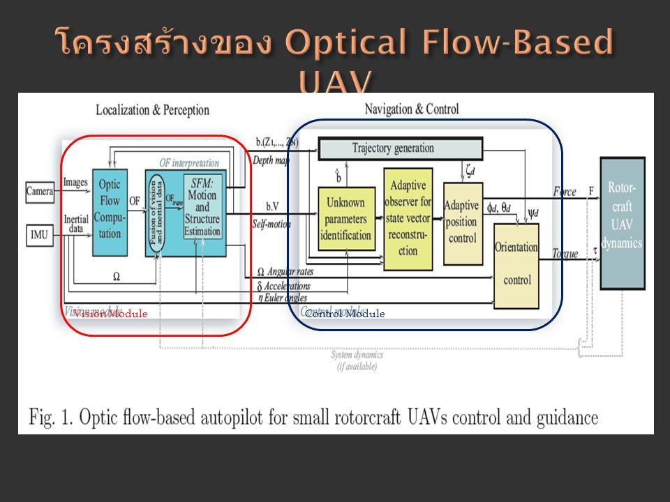 Vision ModuleControl Module