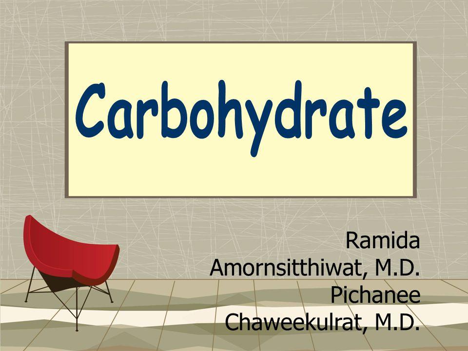 Ramida Amornsitthiwat, M.D. Pichanee Chaweekulrat, M.D.