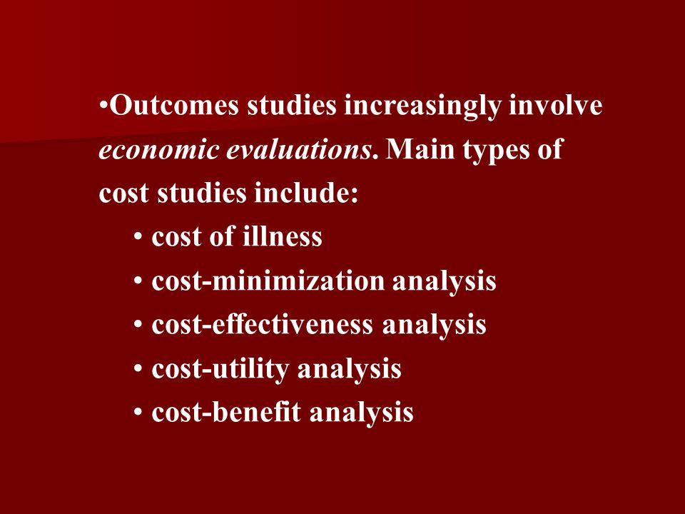 ผลลัพธ์สุดท้ายของการรักษาคือ อะไร .บอกได้อย่างไรว่าการรักษาหรือการ บริการชนิดใดได้ผลกว่า .