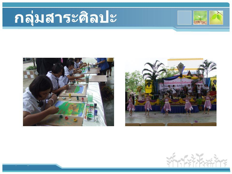 www.themegallery.com กลุ่มสาระศิลปะ