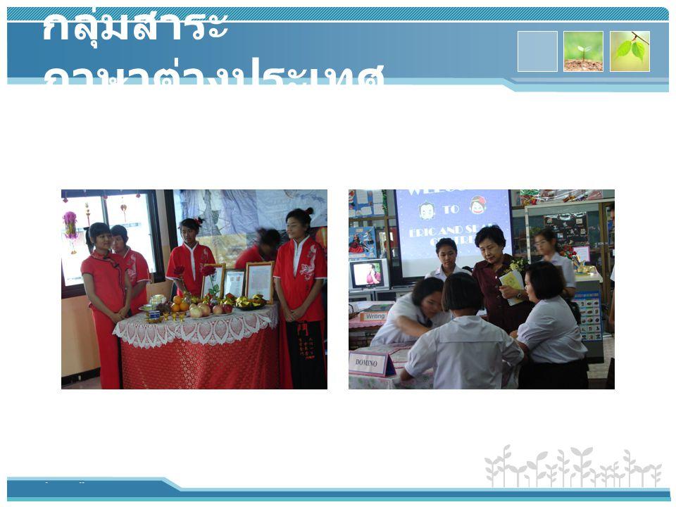 www.themegallery.com กลุ่มสาระ ภาษาต่างประเทศ