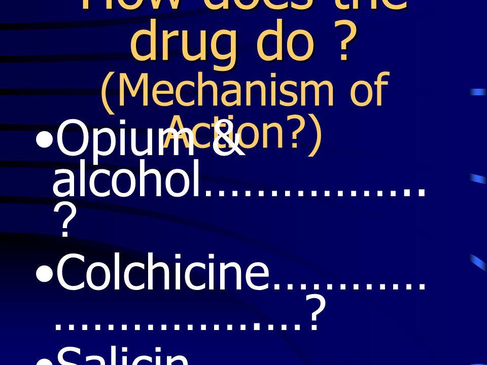 การจำแนกชนิดของยา ตาม ลักษณะการจับกับ receptor •Agonist •Antagonist •Partial agonist