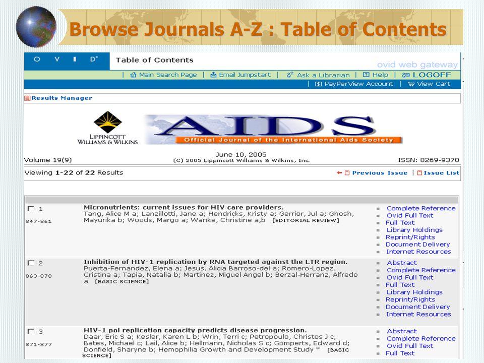Find Citation 1.ใส่ชื่อบทความ2. ใส่ชื่อวารสาร 3.