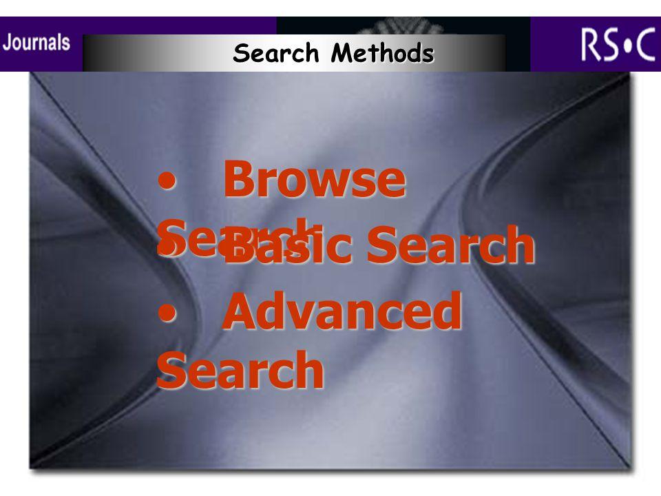 เลือกชื่อสิ่งพิมพ์และ คลิกลูกศร Browse Search Browse Search