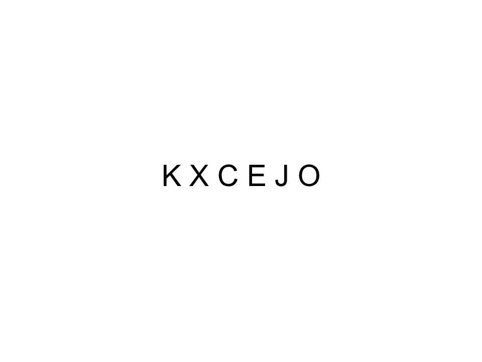 K X C E J O