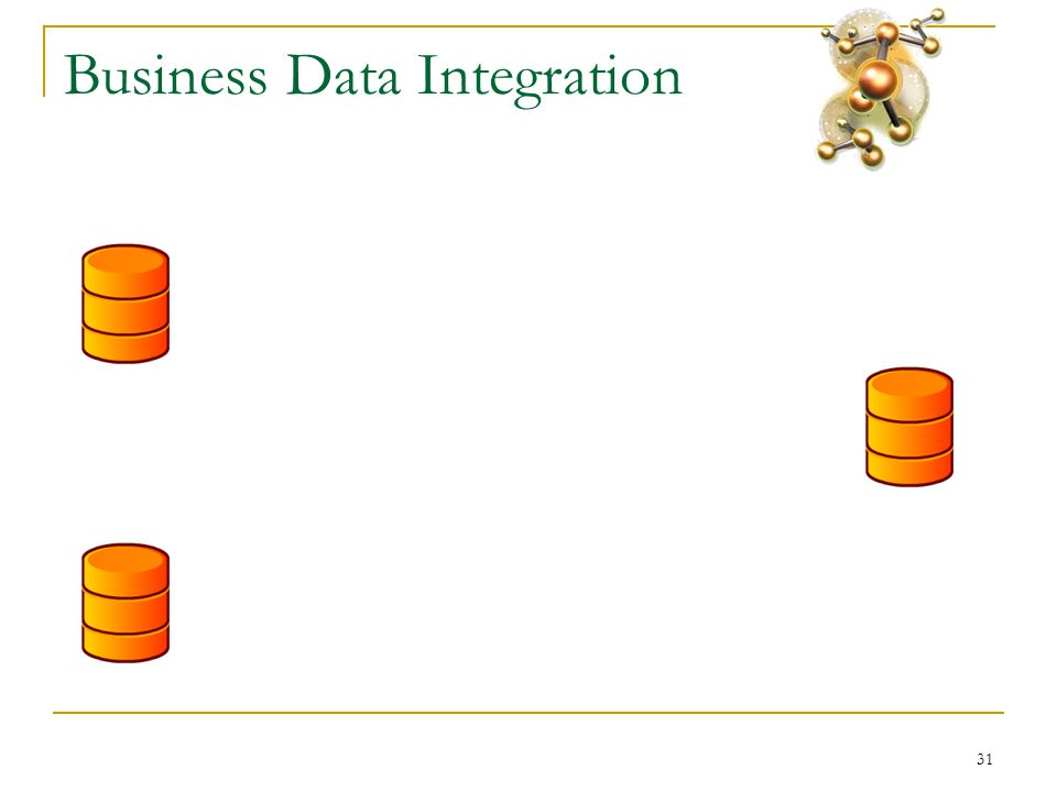31 Business Data Integration
