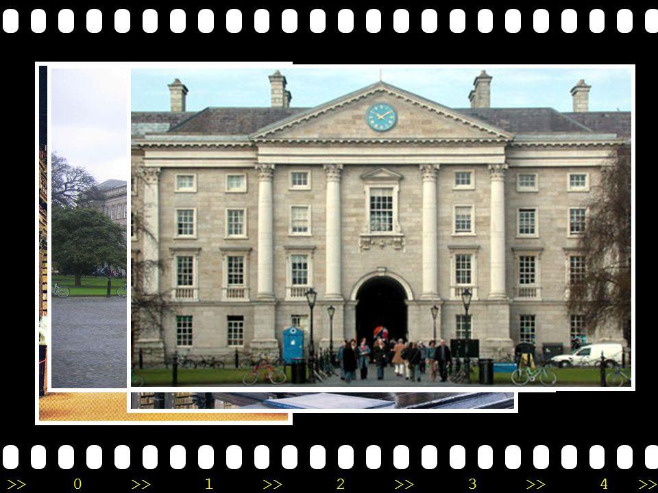 Trinity College Library •D•Dublin. Ireland •เ•เป็นห้องสมุดที่ใหญ่ ที่สุดใน Ireland •ร•รวบรวมสิ่งพิมพ์ต่างๆ ตั้งแต่ปลาย คริสต์ศตวรรษที่ 16 •ใ•ในฉากหนึ่
