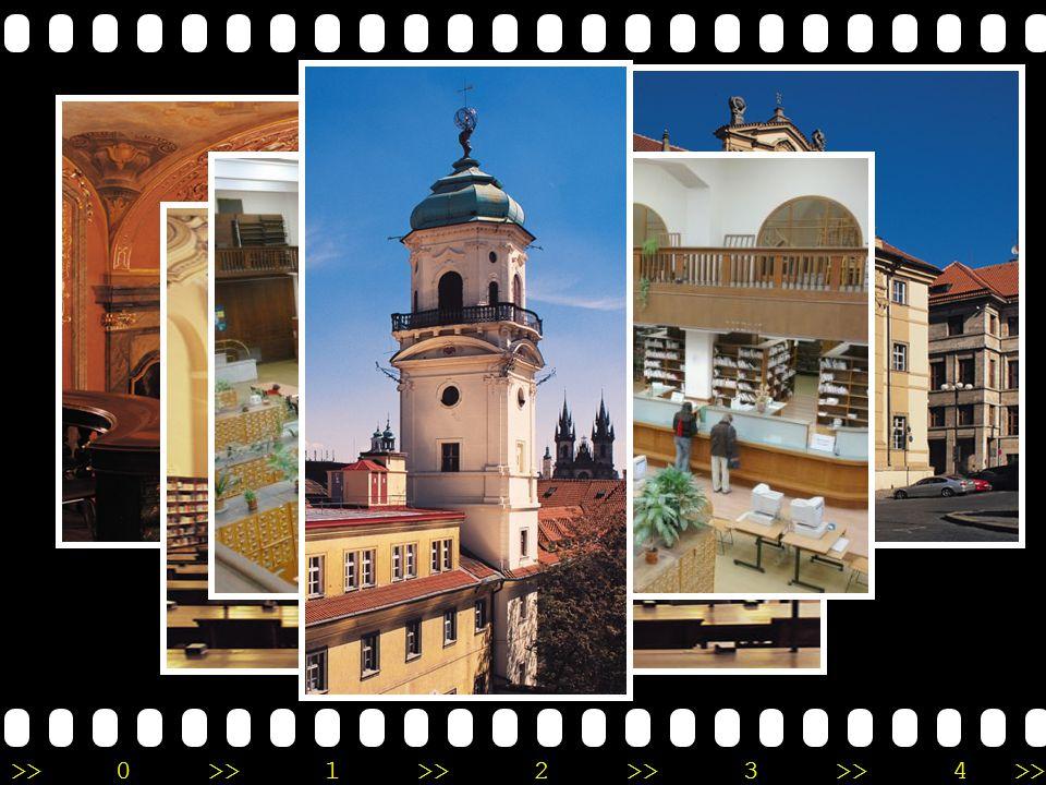 National Library of the Czech Republic •P•Prague, Czech Republic •แ•แต่เดิมเป็นโบสถ์ใน คริสต์ศตวรรษที่ 11 ของนักบุญคลีเมนต์ •ใ•ใหญ่เป็นอันดับ 2 ของ ปร