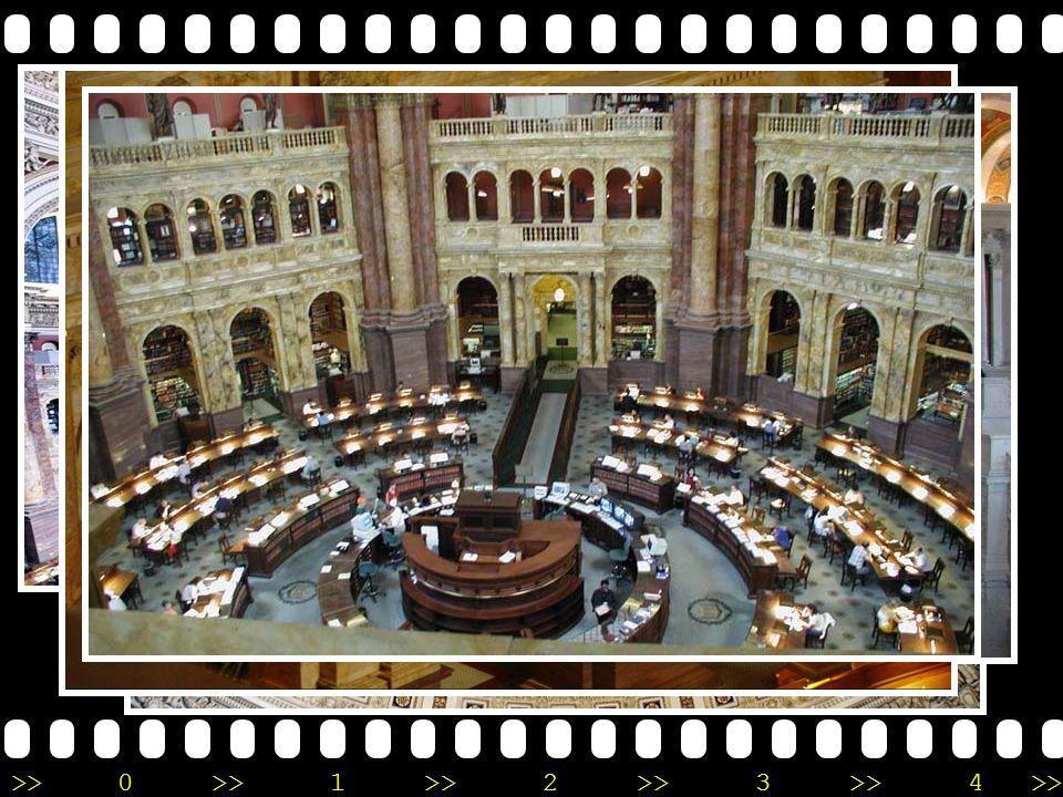 Library of Congress •W•Washington DC, USA •ก•ก่อตั้งเมื่อ 24 เมษายน ค. ศ.1800 โดยประธานาธิบดี John Adams •ไ•ได้รับการบันทึกจาก กิน - เนสบุ๊คว่าเป็น ห้