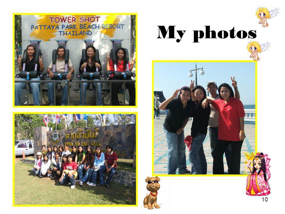 10 My photos