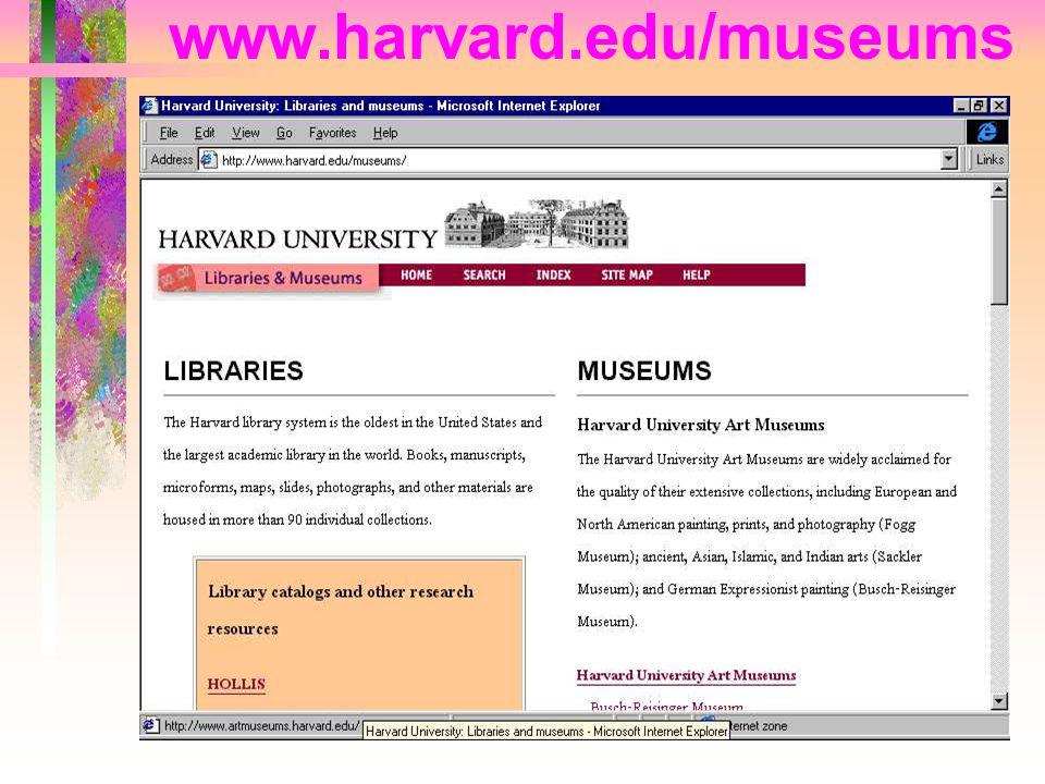 www.harvard.edu/museums