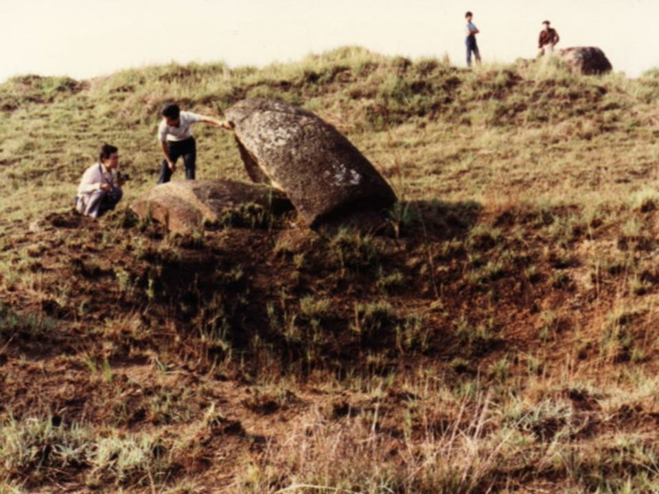 ทุ่งไหหิน ไหใบใหญ่ของท้าวฮุ่งขุนเจือง และ นักปฏิวัติลาว