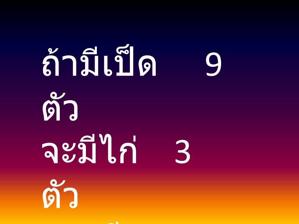 2.A : B = 2 : 3 B : C = 5 : 4 จงหาอัตราส่วน A : B : C วิธีทำ A : B = 2 : 3 = 2  5 : 3  5 = 10 : 15 B : C = 5 : 4 = 5  3 : 4  3 = 15 : 12 ดังนั้น A : B : C = 10 : 15 : 12