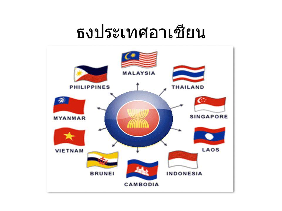 ธงประเทศอาเซียน
