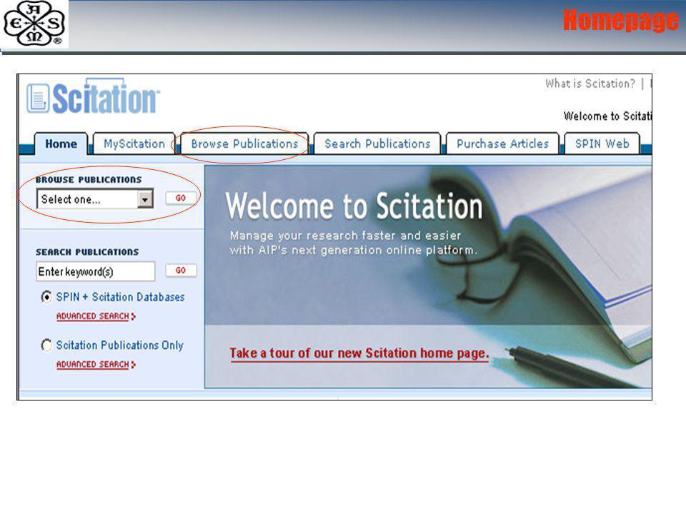 Browse Publications 1 1. เลือกรูปแบบการ เรียงลำดับวารสาร 2 2. เลือกวารสารที่ ต้องการ