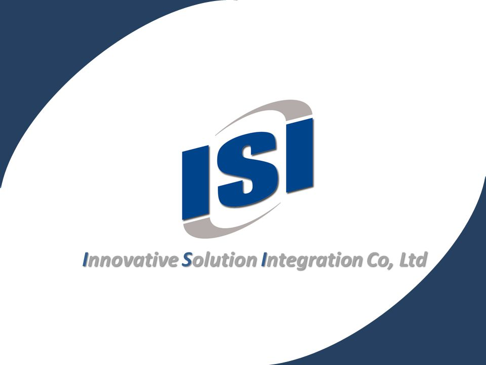 Innovative Solution Integration Co, Ltd ติดตาม รายละเอียดโครงการ 12