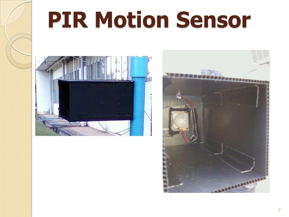 PIR Motion Sensor 7