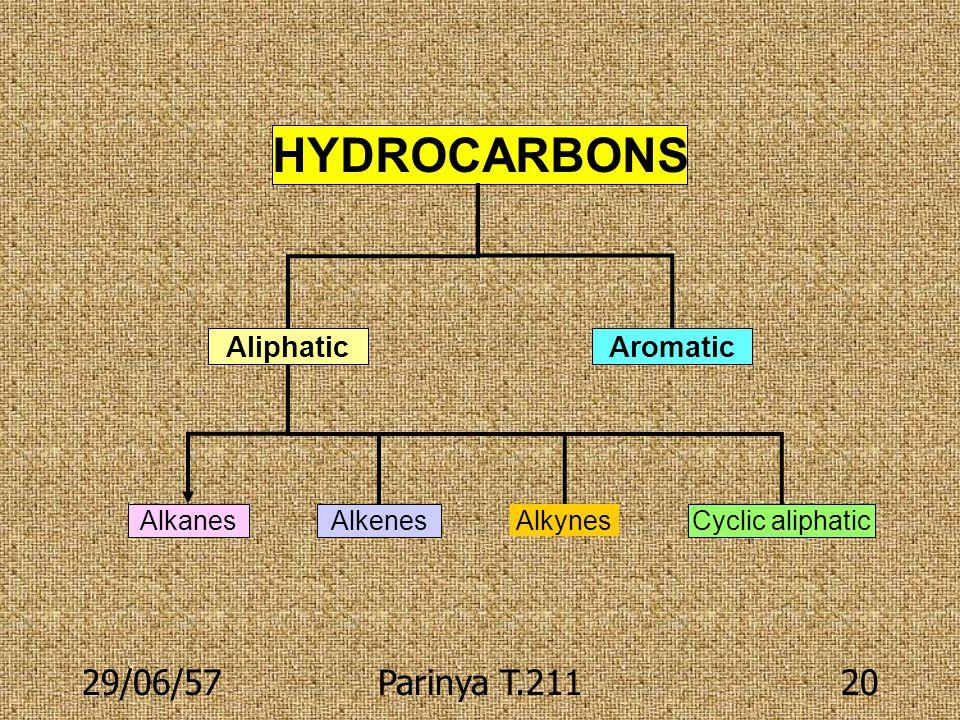 29/06/57Parinya T.21119 Ozone hole : Photolysis of CFC (6) F 3 C-Cl + hvF 3 C. + Cl. (7) Cl. + O 3 ClO. + O 2 (8) ClO. + O. Cl. + O 2 Then ( 7), (8),