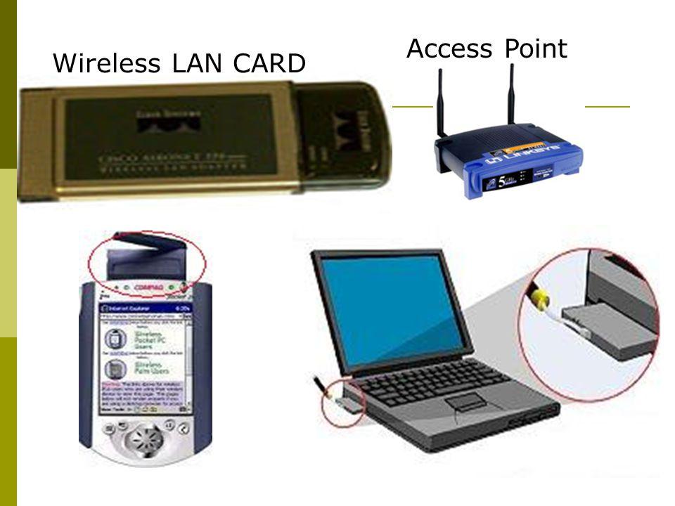 61 Wireless LAN CARD Access Point
