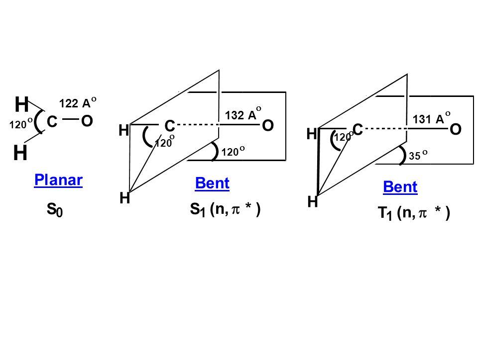 อิเล็กตรอนใน p*-orbital มีผลทำให้ความหนาแน่น ของอิเล็กตรอนบริเวณ C-atom สูงขึ้นกว่าเดิม เกิดการ hybridization ใหม่ ( ป  SP 3 ) เพื่อเป็นที่อยู่ของอิเ