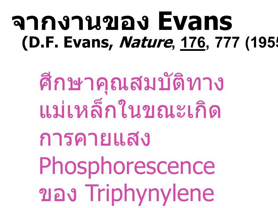 Triplet State & Phosphorescence - การคายแสง phosphorescence เกี่ยวข้องกับ triplet state จริงหรือ ?