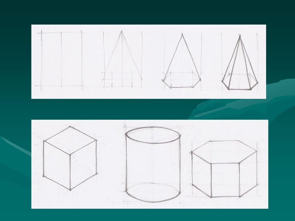 การเขียนรูปทรงกล่อง สี่เหลี่ยมในมุมมอง การจัดวาง และการเพิ่ม จำนวนขึ้น
