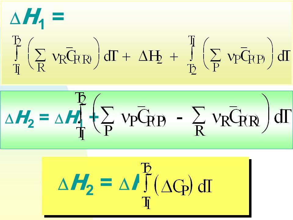 """ H 1 =  H' +  H 2 +  H"""" T2:T2: A + B C + D  H 2  H'  H"""" T1:T1: สารตั้งต้นผลิตภัณฑ์ H1H1"""