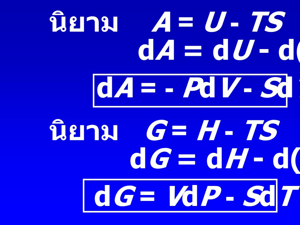energy change slope = CPCP = - SS HH GG T (K) ฎ
