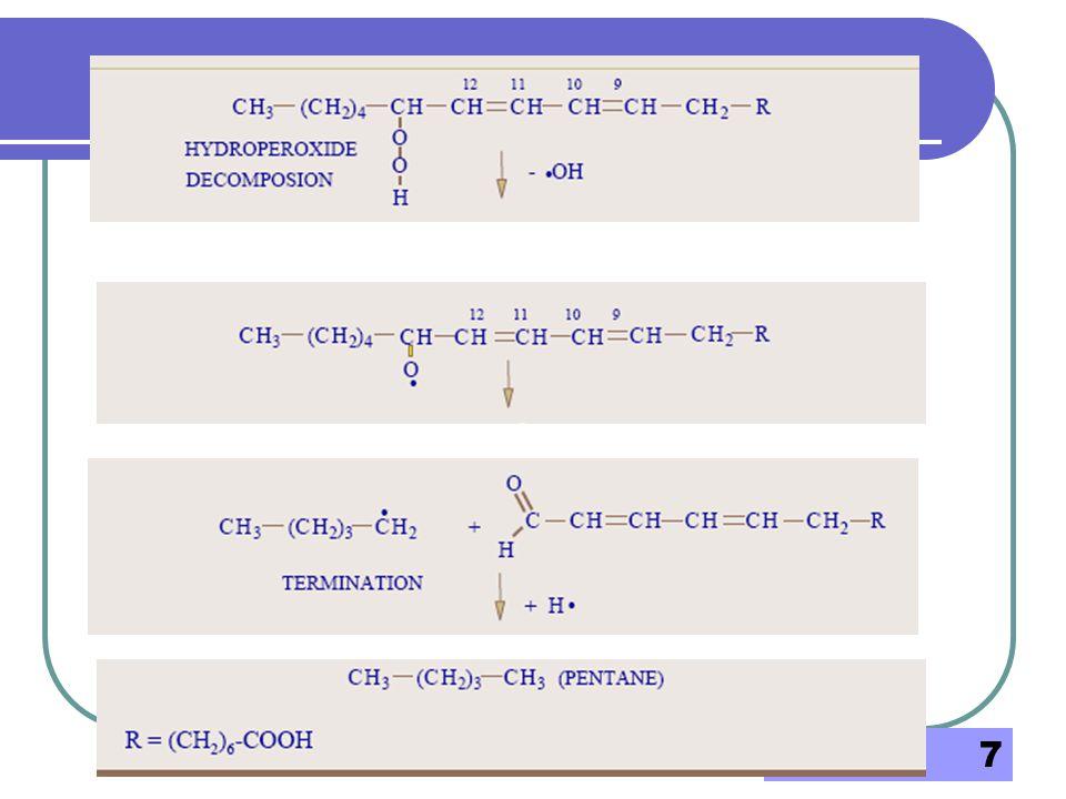 8 Peroxide Decomposition