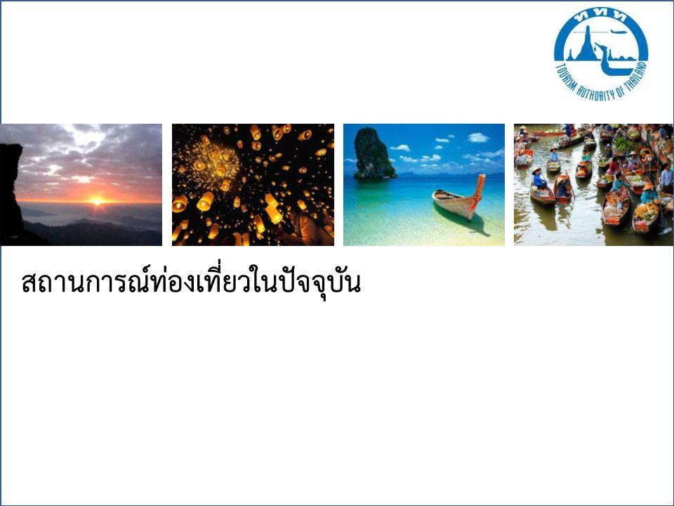แผนกลยุทธ์ด้านการตลาดของการท่องเที่ยวแห่งประเทศไทย ในการเข้าสู่ประชาคมเศรษฐกิจอาเซียน (AEC) กลยุทธ์ที่ 1) ส่งเสริมการพัฒนาเส้นทางการท่องเที่ยวร่วม กับเครือข่ายธุรกิจท่องเที่ยวในภูมิภาค (Connecting Thailand-ASEAN Tourism Activities) กลยุทธ์ที่ 2) ขับเคลื่อนการพัฒนาการท่องเที่ยวในภูมิภาคภายใต้กรอบความร่วมมือระหว่างประเทศ (Leverage Thailand-ASEAN Tourism through Bi-lateral & Multi-lateral Agreement) กลยุทธ์ที่ 3) ประชาสัมพันธ์ และ สร้างภาพลักษณ์การท่องเที่ยวไทยให้เป็นศูนย์กลางการท่องเที่ยวใน ภูมิภาค (Promote Thailand's Image as Tourism Capital of ASEAN) กลยุทธ์ที่ 4) ส่งเสริมการจัดการแหล่งท่องเที่ยว และโครงสร้างสนับสนุนท่องเที่ยวในประเทศเพื่อเชื่อมโยง การท่องเที่ยวภายในภูมิภาค (TAT as Tourism Architect for Destination Development)
