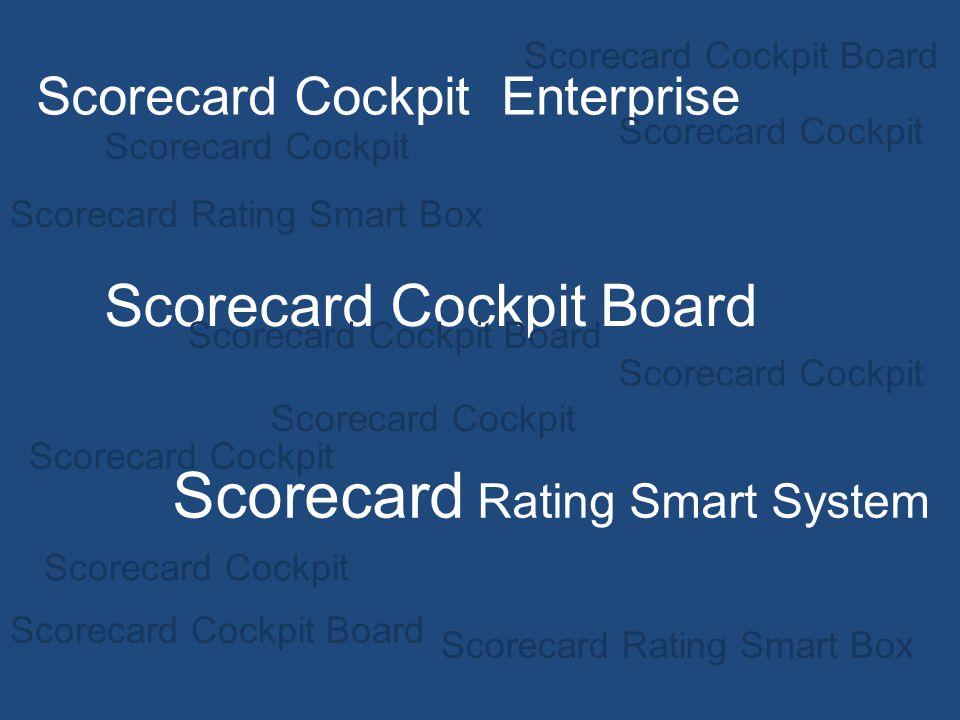 Scorecard Cockpit Enterprise Scorecard Cockpit Board Scorecard Rating Smart System Scorecard Cockpit Scorecard Cockpit Board Scorecard Rating Smart Bo