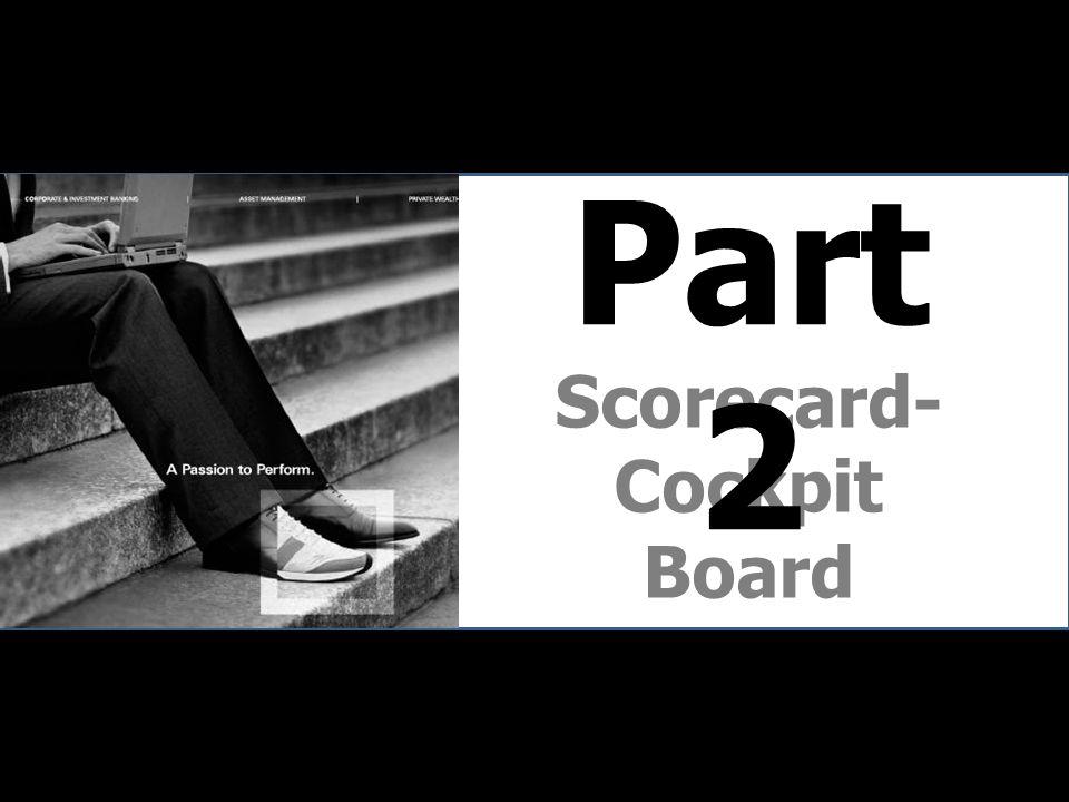 Scorecard- Cockpit Board Part 2