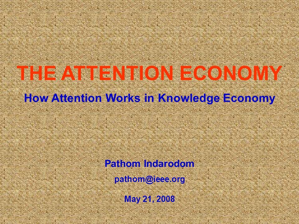 2008 Economics Outlook
