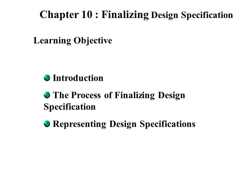 Chapter 10 : Finalizing Design Specification Design Structure Charts Approach Steps to design Transaction flow Step 1 : ทำการตั้ง Module Commander อยู่ในระดับที่ 1 ซึ่งเป็น process module ที่เรียกใช้ process module อื่นๆ เรามักตั้งชื่อว่า Main Menu Step 2 : ทำการตั้งระดับที่ 2 ซึ่งเป็น Process Afferent สุดท้ายที่เจอหรือก็คือในส่วนของ Input นั้นเอง และทำ ไปเรื่อยๆจนกว่าจะครบในส่วนของ Afferent ทั้งหมด Step 3 : ตั้ง Transaction process module ซึ่งถ้ามีเพียง Process เดียวก็เขียนได้เลยแต่ถ้ามีมากกว่า ต้องมี Transaction Controller ก่อน
